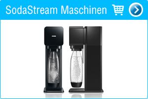 Sodastream sprudel maschinen