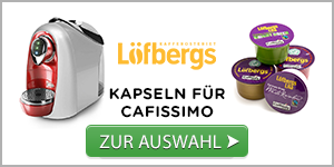 Unsere Auswahl an Kaffeekapseln für Cafissimo